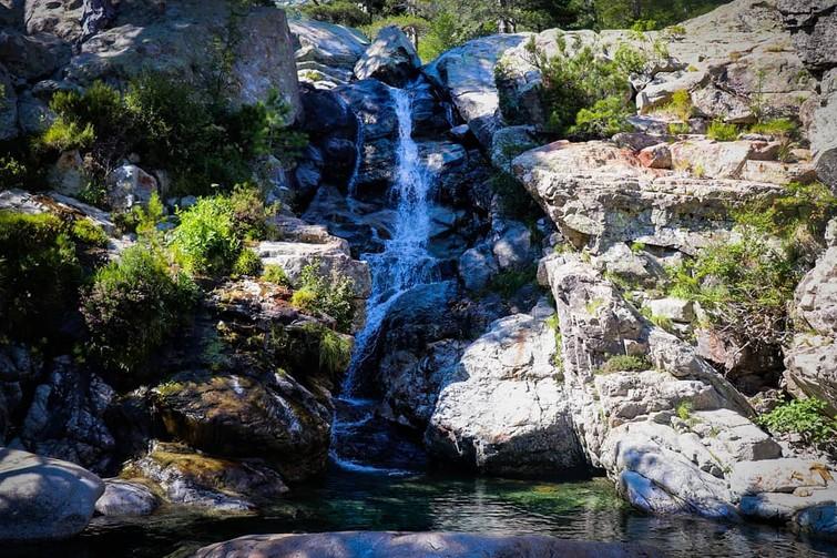 Canyon en Corse : Le Grand Vecchio
