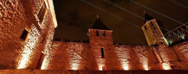 Cet été, le château de Carcassonne s'illumine entre Histoire et féerie