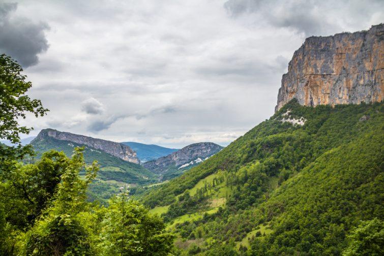 Le Parc Naturel Régional du Vercors