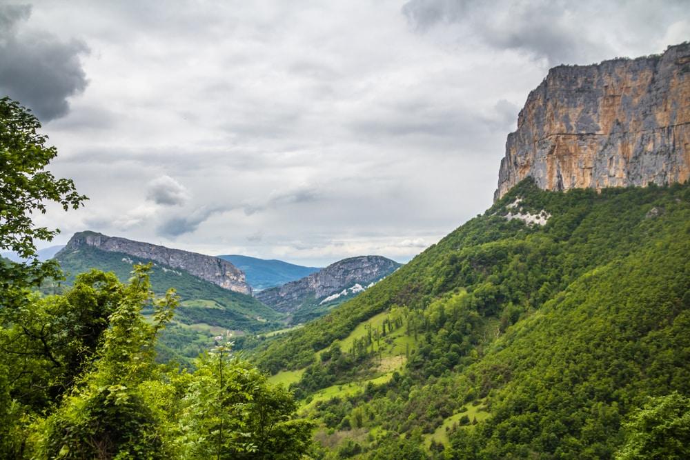 Week-end autour de Lyon : Le Parc Naturel Régional du Vercors