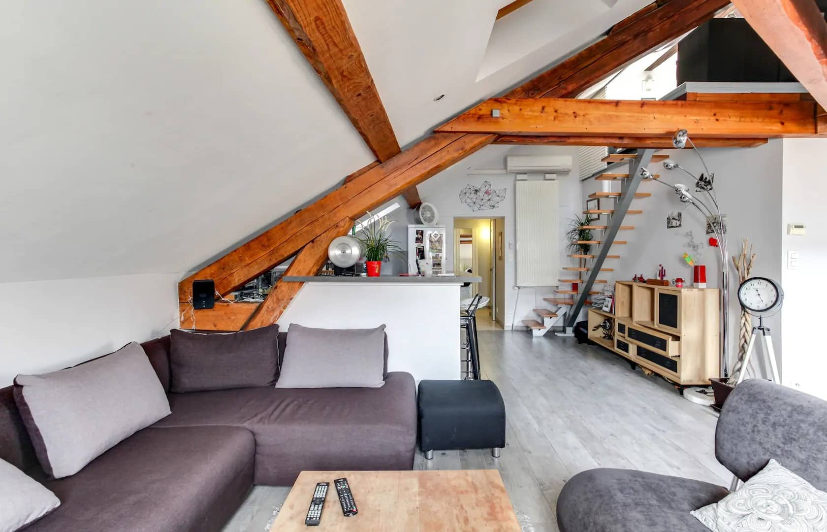 Bel appartement climatisé 60m² 4 personnes