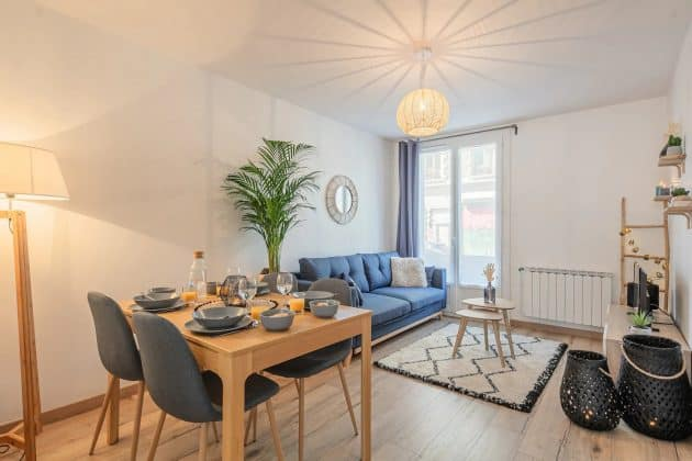 Airbnb Grenoble : les meilleures locations Airbnb à Grenoble