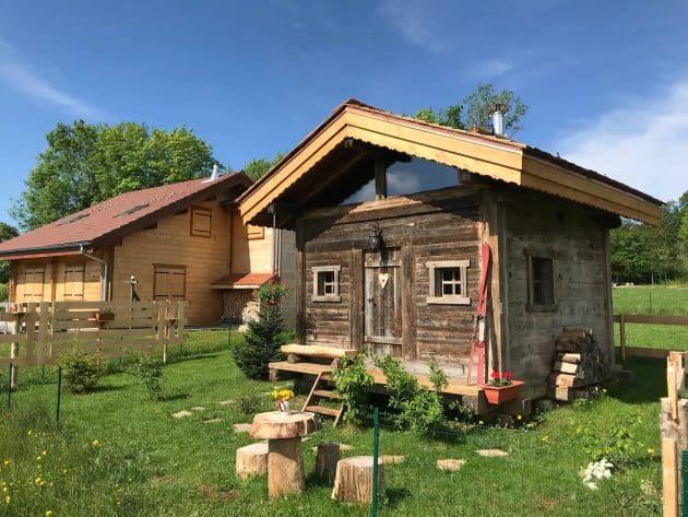 Airbnb Jura : les meilleures locations Airbnb dans le Jura