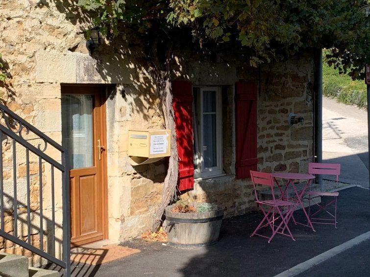 Maison vigneronne à Arbois