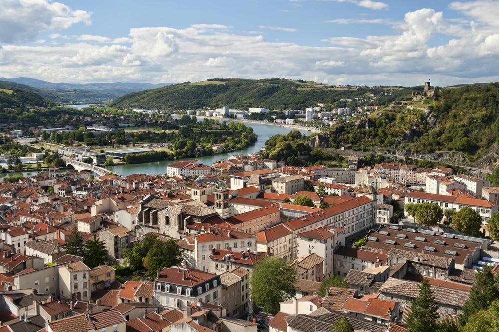 Balades autour de lyon : Vienne