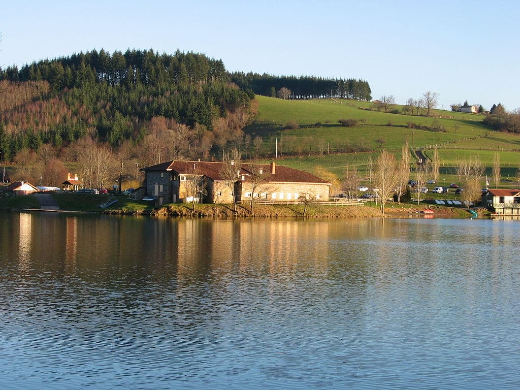 Balades autour de Lyon : Lac des Sapins