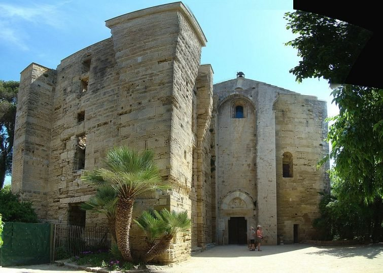 Abbaye de Maguelone
