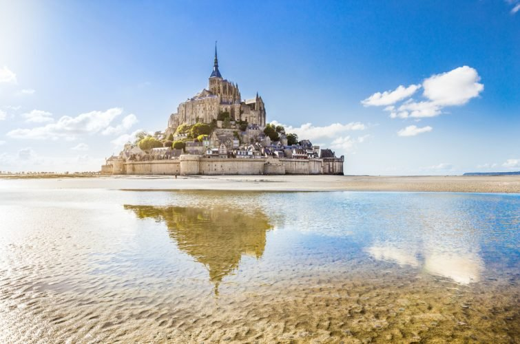 Visiter La Manche : Mont Saint-Michel