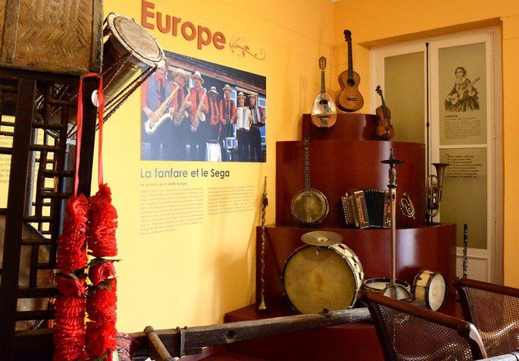 Musée des musiques et des instruments e l'océan Indien