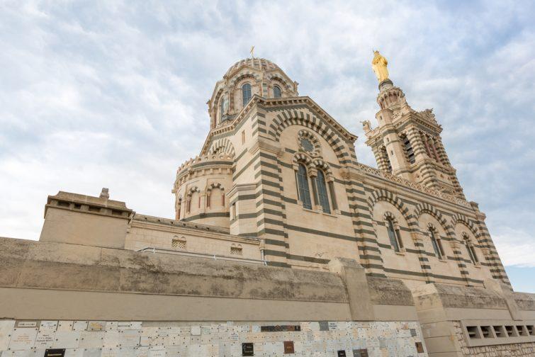 Visiter Notre-Dame de la Garde