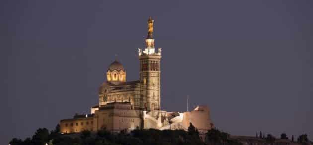 Visiter Notre-Dame-de-la-Garde à Marseille : réservations & tarifs