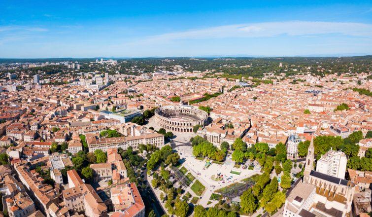 Visiter le Gard : Nîmes