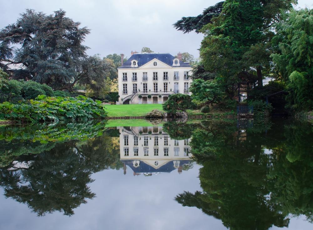 Balades autour de Paris : Arboretum de la Vallée-aux-Loups