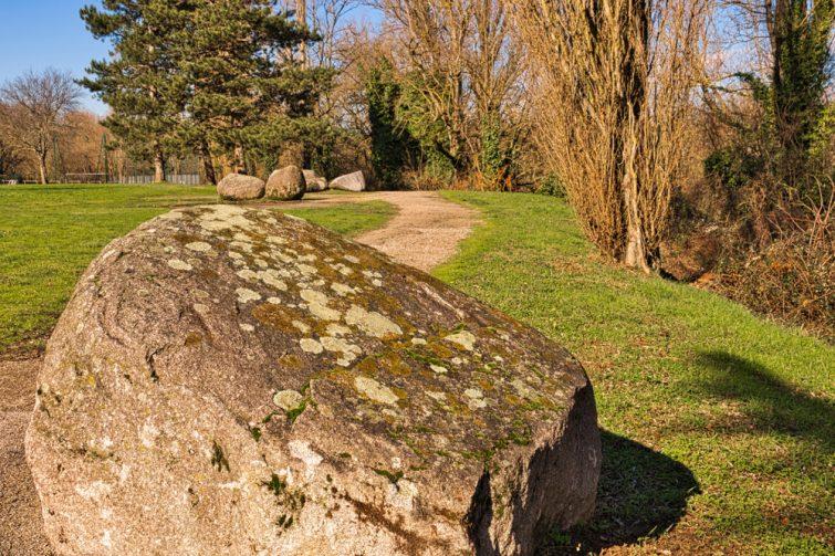 visiter Castres - parc de Gourjade
