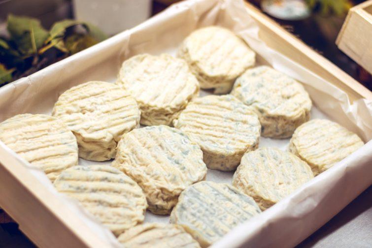 Pélardon, fromage de chèvre