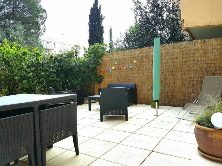 Studio avec terrasse de 35 m²