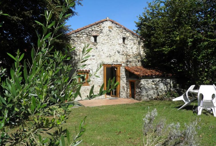 Dormir à Saint-Bertrand de Comminges : la petite grange