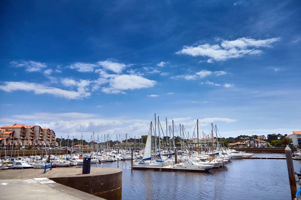 Visiter Capbreton : le port - week-end autour Toulouse