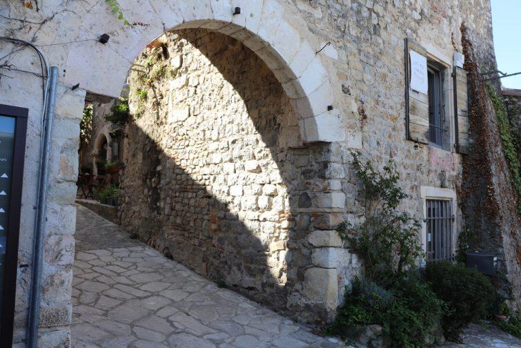 Porte des Gaultiers