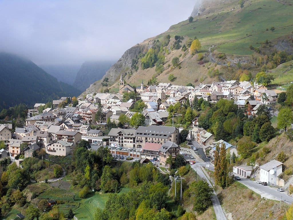 Villages de Provence Alpes Côte d'Azur : La Grave