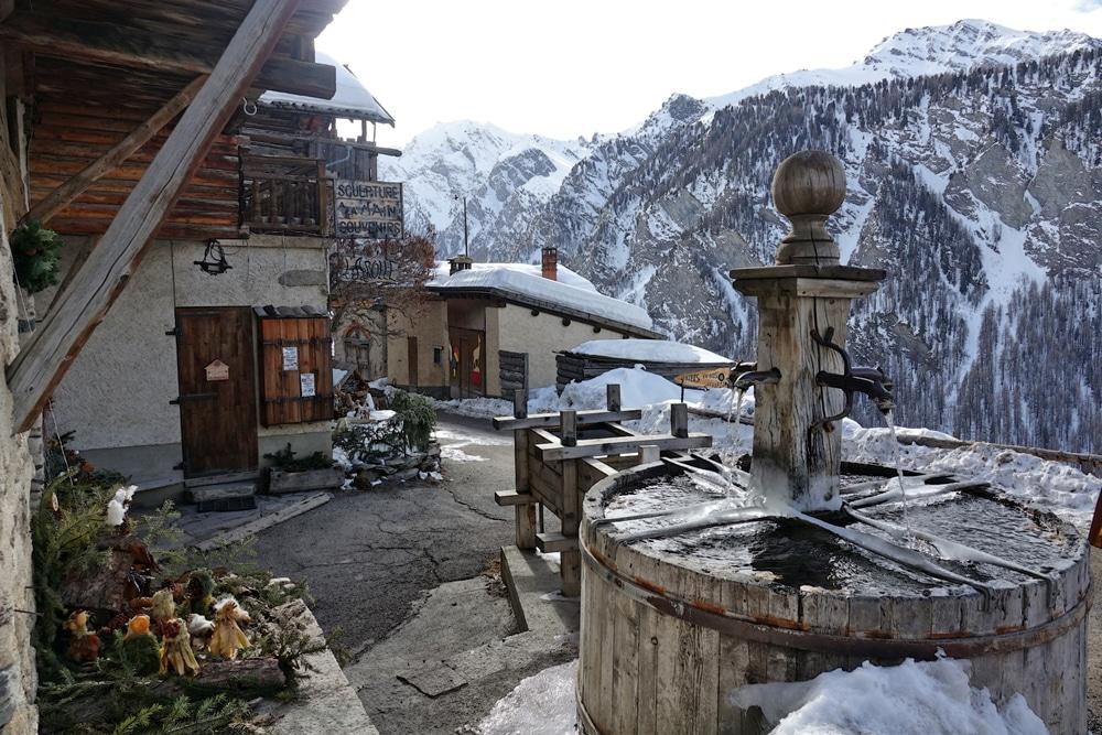 Villages de Provence Alpes Côte d'Azur : Saint-Véran