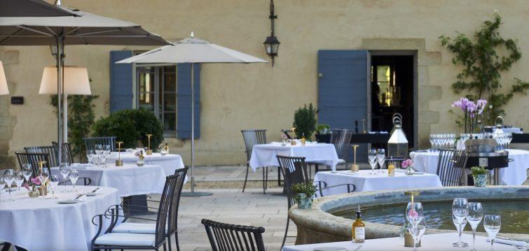Manger aux Baux-de-Provence : restaurant l'Aupiho