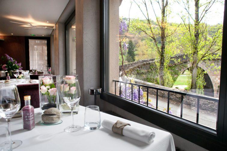 Restaurant du Vieux Pont, Belcastel