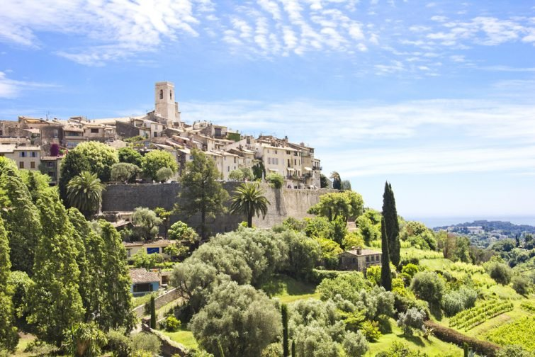 Village de Saint-Paul-de-Vence