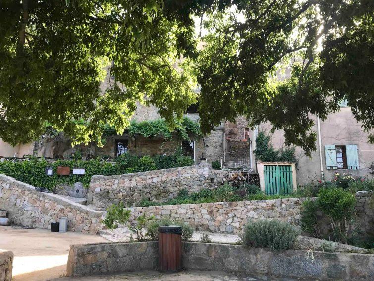 Cottage du XIème siècle à Sant'Antonino