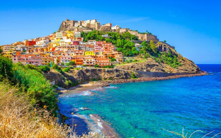 Plus beaux villages de Sardaigne : Castelsardo