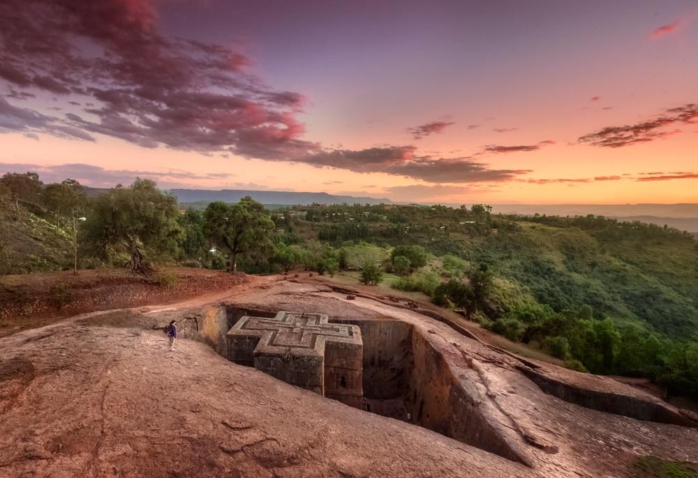 Éthiopie - Lalibela