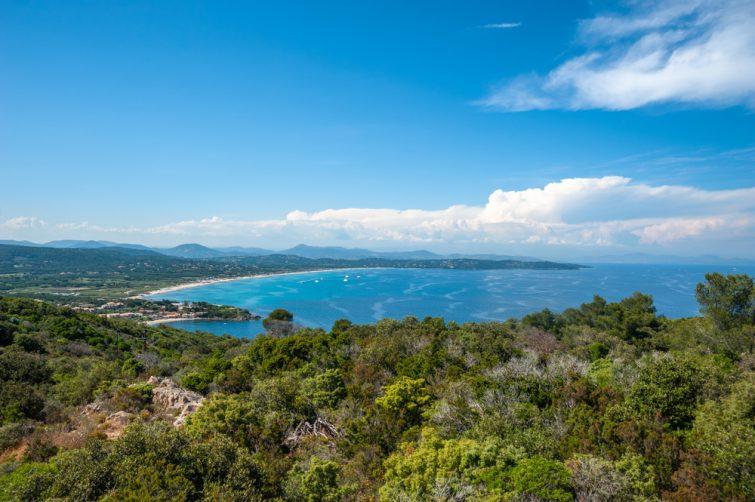 Visiter Var : Cap Camarat