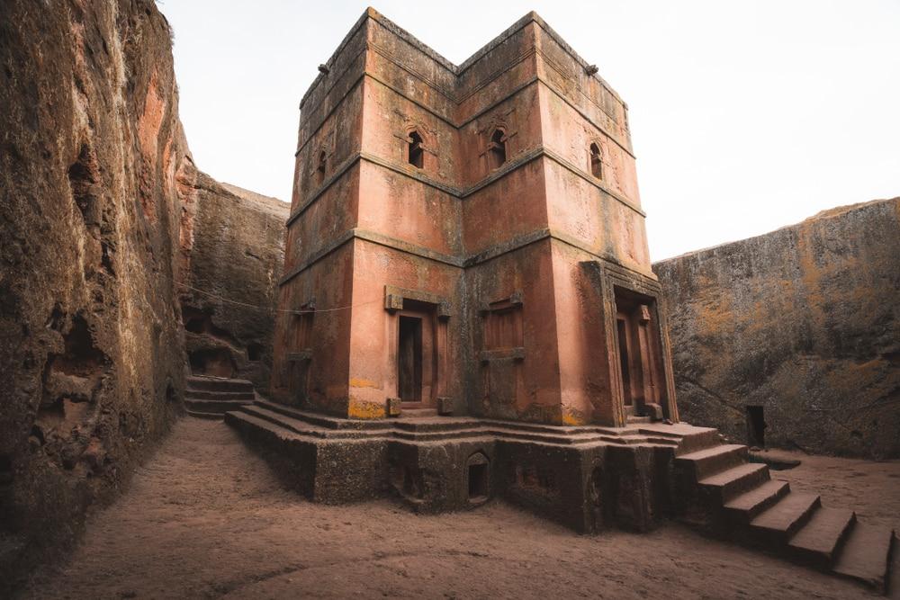 Lalibela - Éthiopie