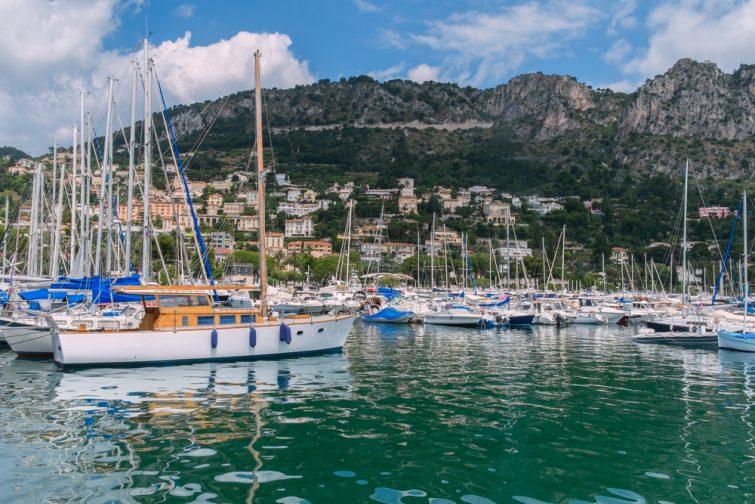 bateau Beaulieu-sur-Mer
