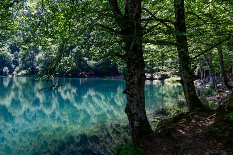 Le lac du Bethmale