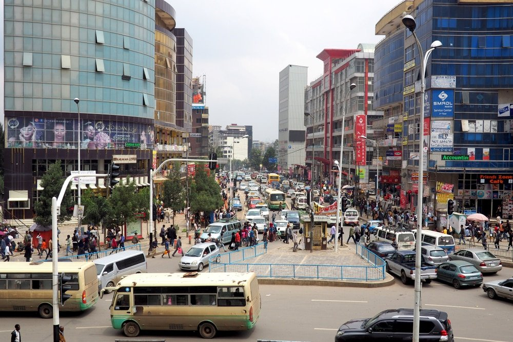 Addis-Abeba - Éthiopie