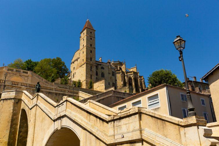 Tour d'Armagnac - Visiter Auch