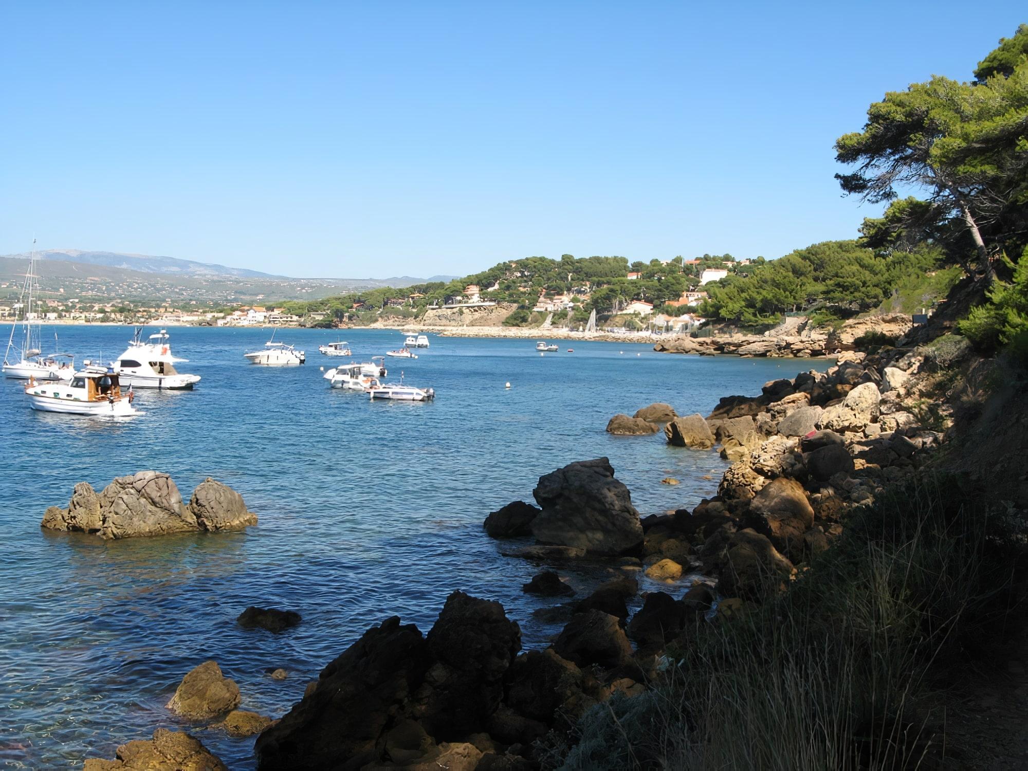 Port Saint-Cyr-sur-mer