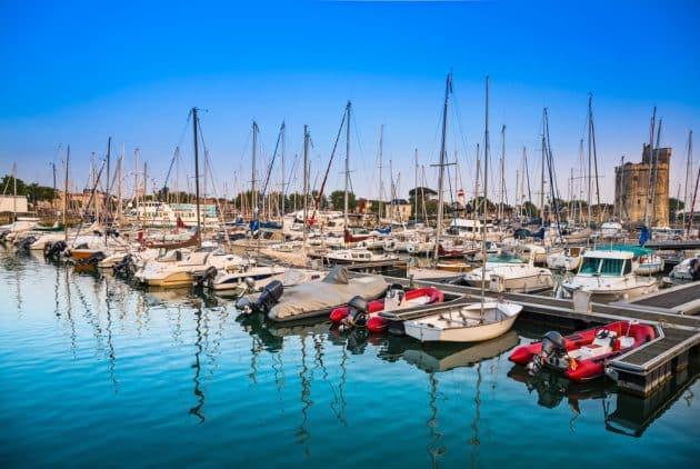 Location de bateau à La Rochelle : comment faire et où ?