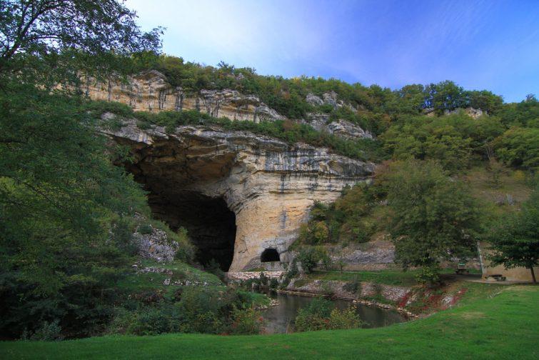 Grotte de Mas d'Azil