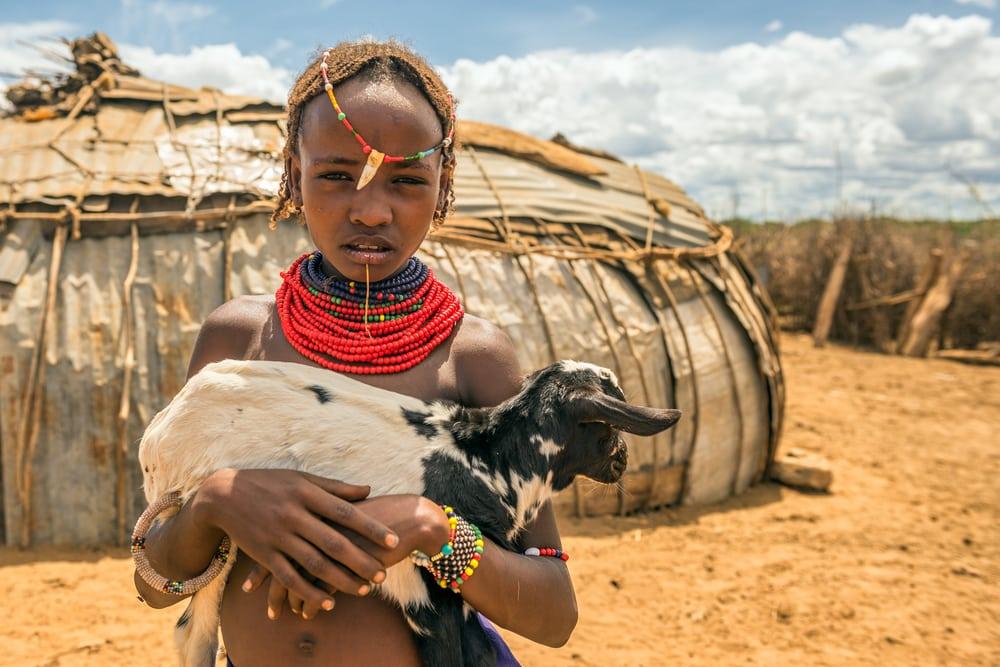 Vallée de l'Omo - Éthiopie