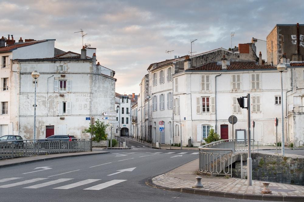 Vieille ville La Rochelle