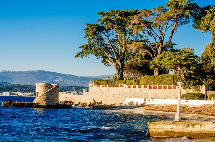 location bateau Antibes