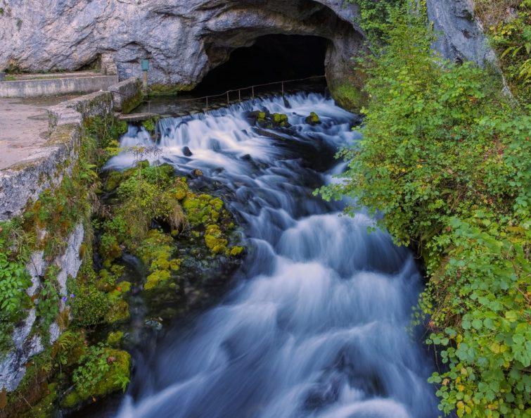 La fontaine de Fontestorbes