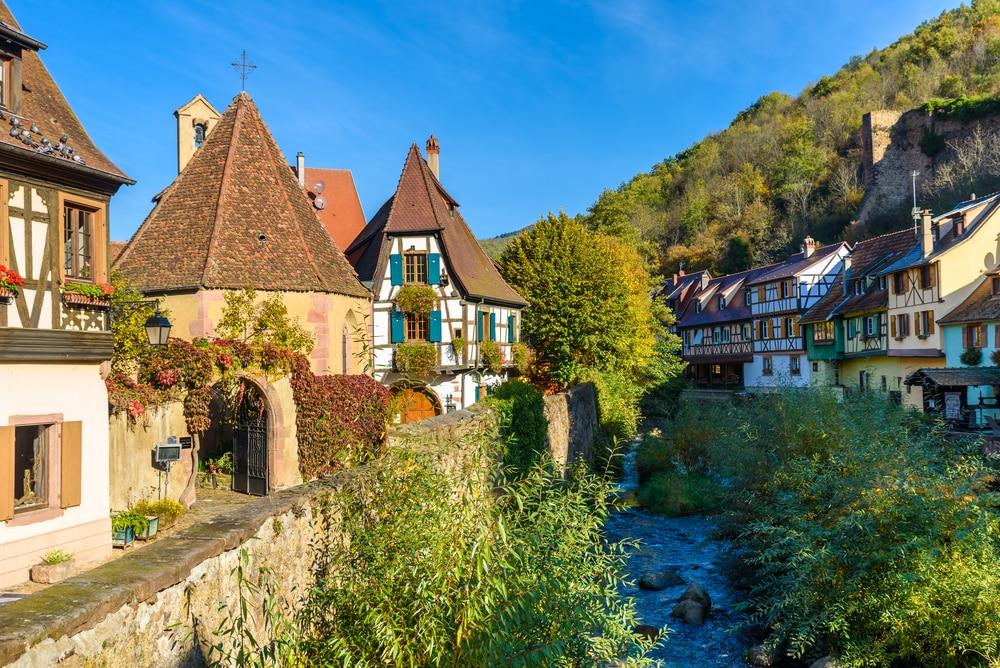 Balades autour de Strasbourg : Kaysersberg