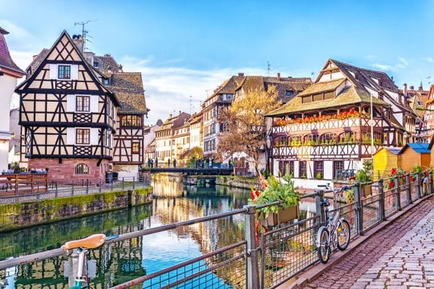 Parking pas cher Strasbourg