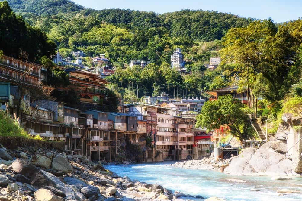 Visiter Taïwan : Wulai