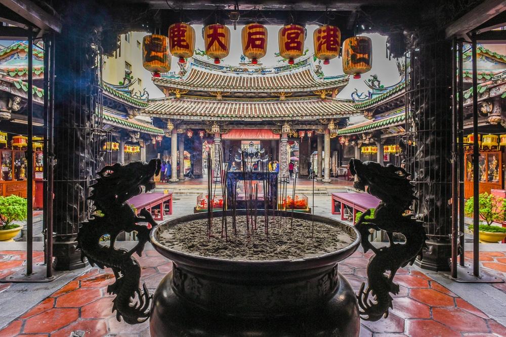 Visiter Taïwan : Lukang