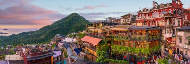 Les 15 plus beaux endroits à visiter à Taïwan