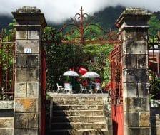 Manger à Hell-Bourg : Villa Marthe